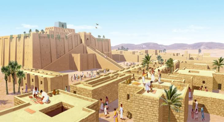 Abraham & The 2nd Sumerian Anunnaki Pyramid War Of Sumeria |